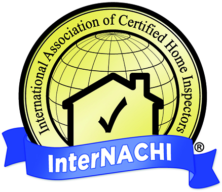 International Association of Certified Home Inspectors (InterNACHI) Logo Badge