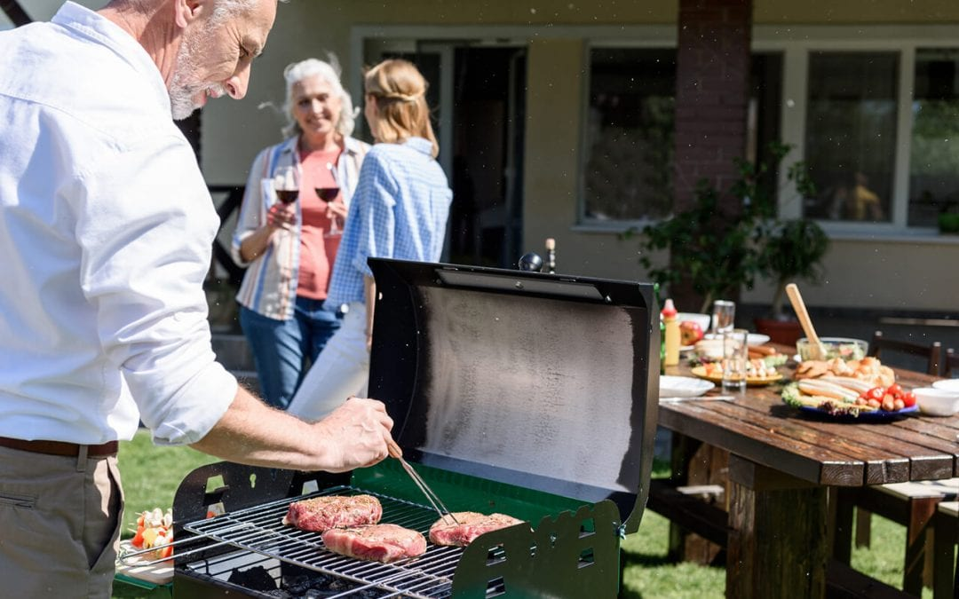 4 Grilling Safety Tips for Summer
