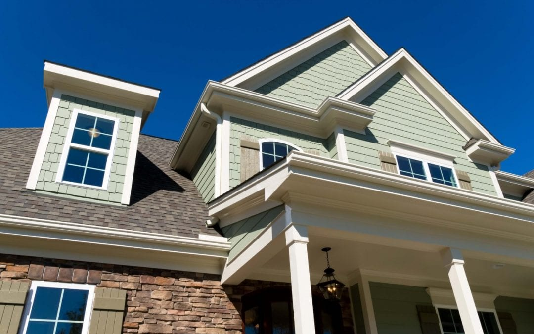 You have many options for siding materials for your home