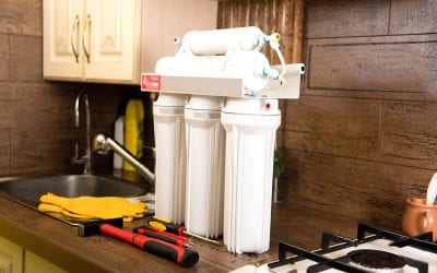 4 Different Types of Home Water Filters